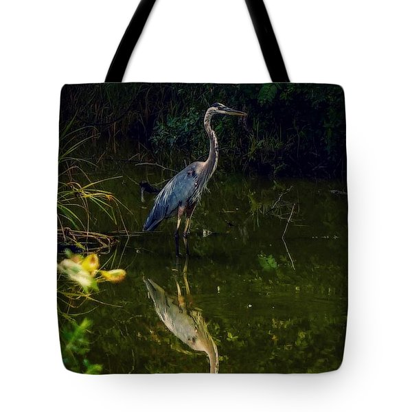 Tote Bag featuring the photograph Reflect. by Kendall McKernon