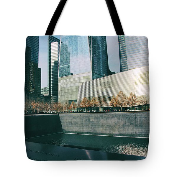 Tote Bag featuring the photograph Reflections Of Sorrow by Jessica Jenney