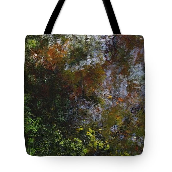 Reflections  Tote Bag by Jim Vance