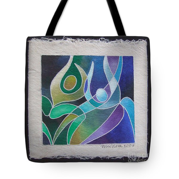 Reki Iv - Dance For Joy Tote Bag