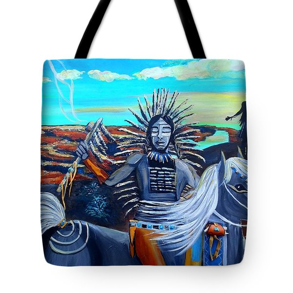 Respect Mother Earth Tote Bag