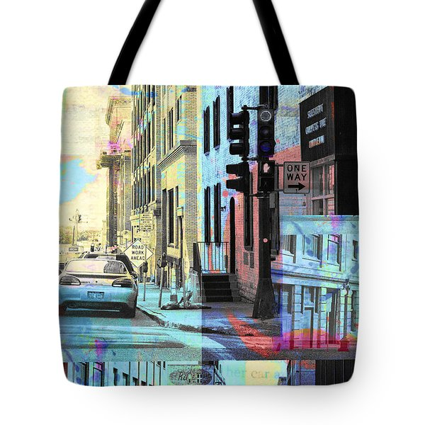 Rice Park St. Paul Tote Bag