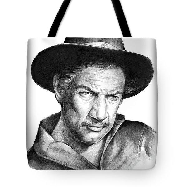 Richard Boone Tote Bag