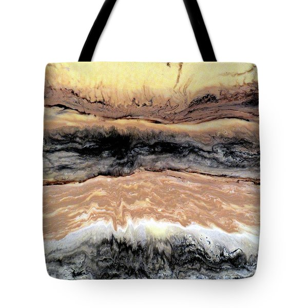Riding The Storm Out Tote Bag