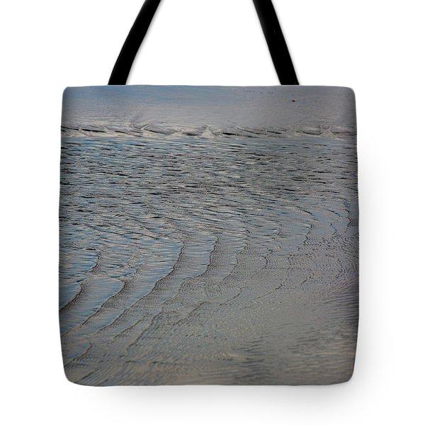 Rippled Tote Bag