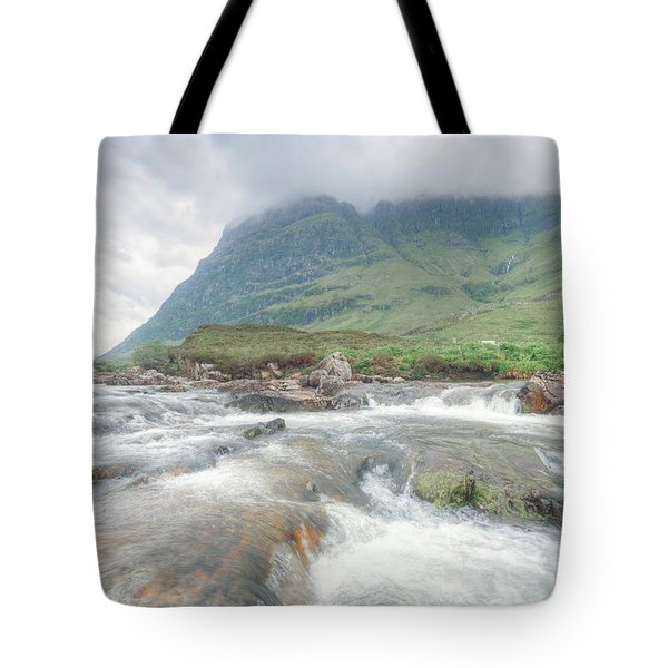 River Coe Tote Bag