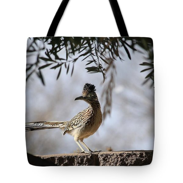Roadrunner Tote Bag