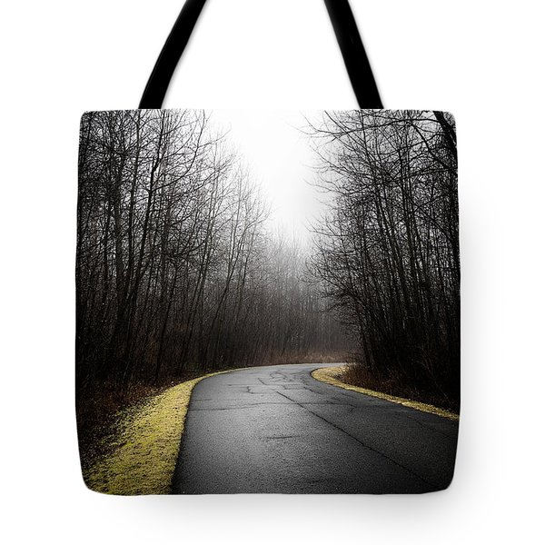 Roads To Nowhere Tote Bag by Celso Bressan