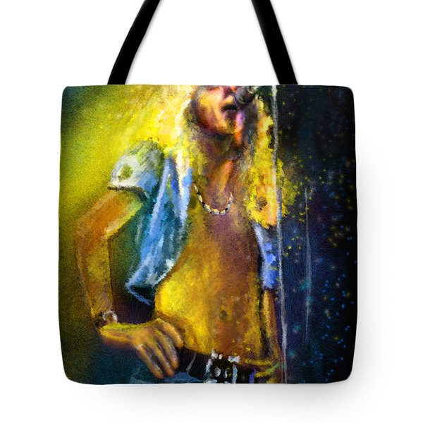 Robert Plant 01 Tote Bag
