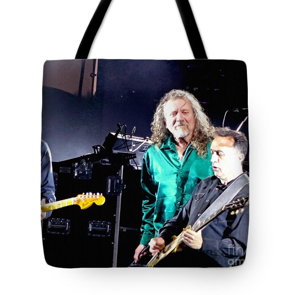 Robert Plant And The Sensational Space Shifters.1 Tote Bag