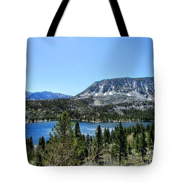 Rock Creek Lake Tote Bag