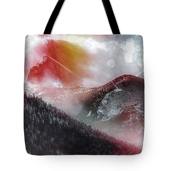 2016 Art Series #16 Tote Bag