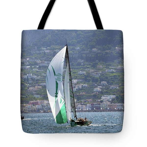 Rolex Capri Sailing Week 2014 Tote Bag