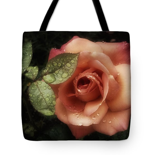 Romancing The Rose Tote Bag