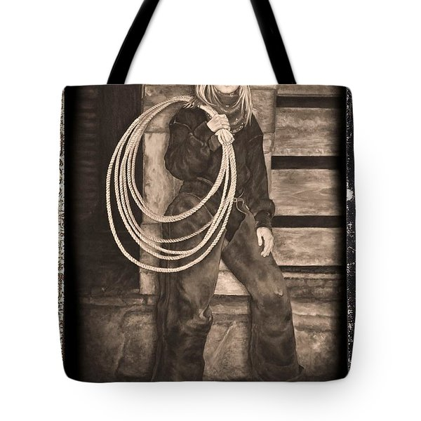 Ropen Ready Tote Bag