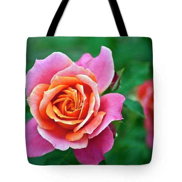 Tote Bag featuring the photograph Rose by Bill Barber