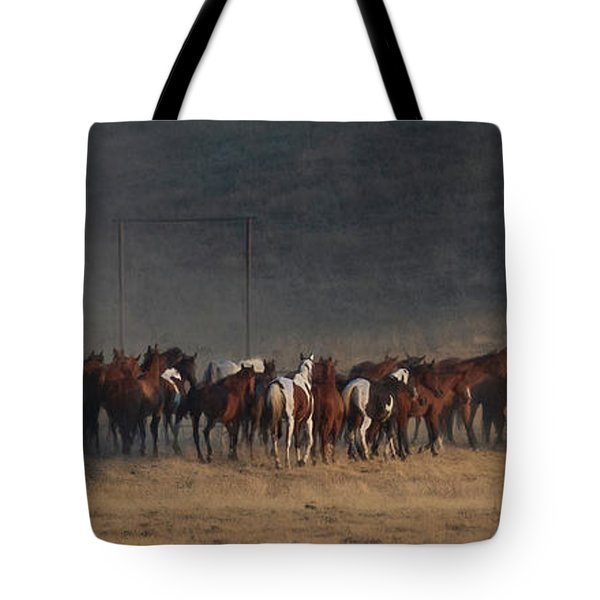 Round Up Tote Bag