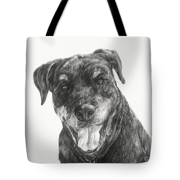 Ruby  Tote Bag by Meagan  Visser