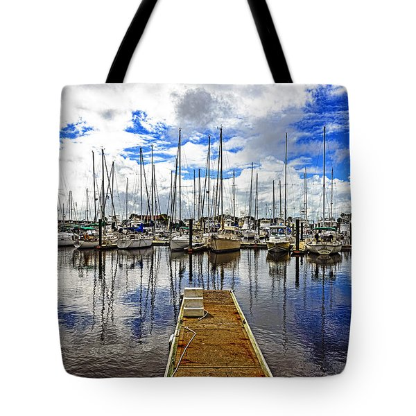 Safe Harbor Tote Bag