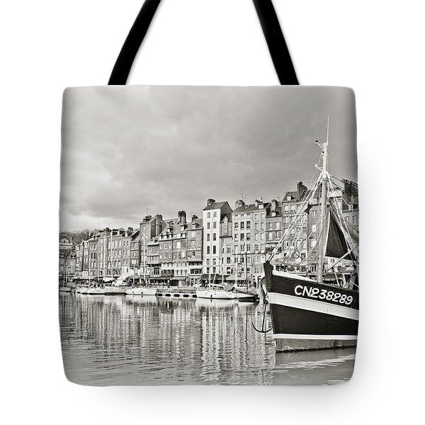 Safe Harbor Tote Bag by Catherine Alfidi