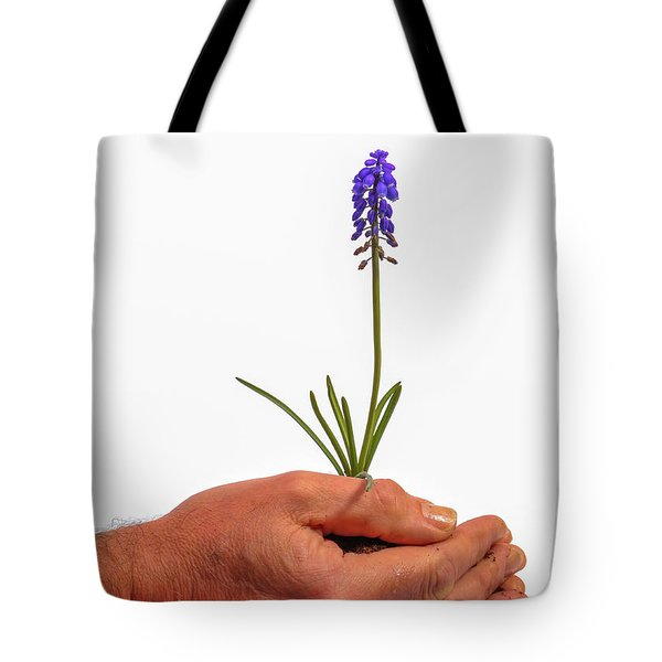 Safely Growing Tote Bag