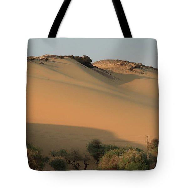 Sahara Tote Bag by Silvia Bruno
