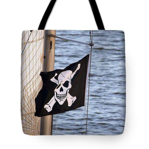 Sail Santa Cruz  Tote Bag