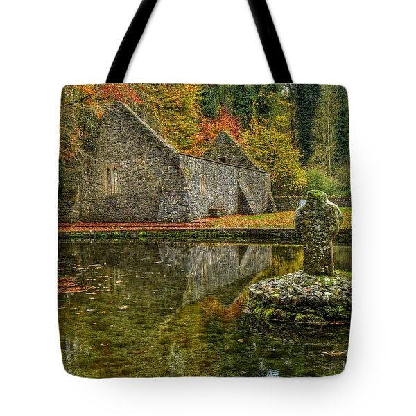 Saint Patrick's Well Tote Bag