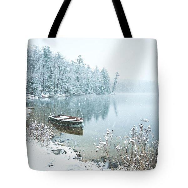 Saltmarsh Pond Tote Bag