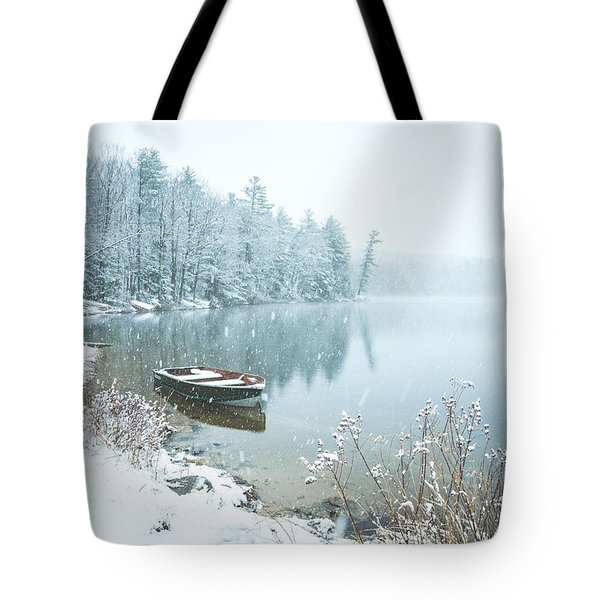 Saltmarsh Pond Tote Bag