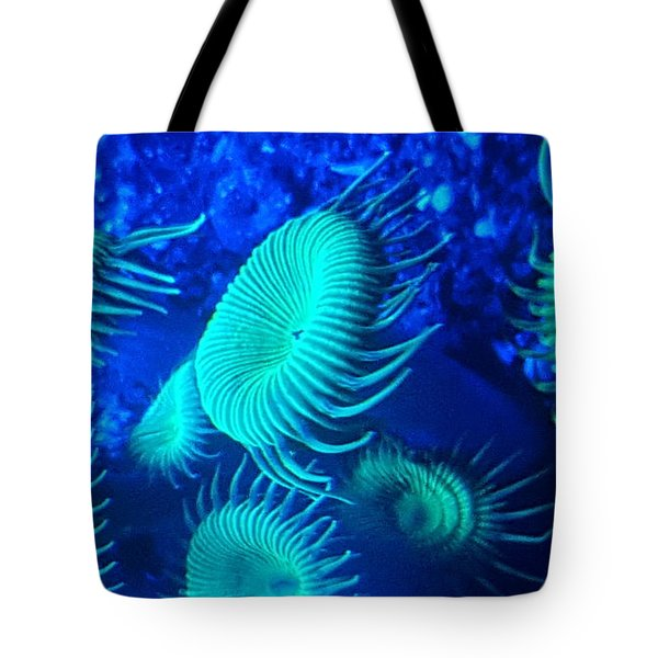 Saltwater  Tote Bag