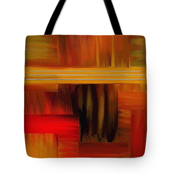 Sanctuary Tote Bag by Ely Arsha