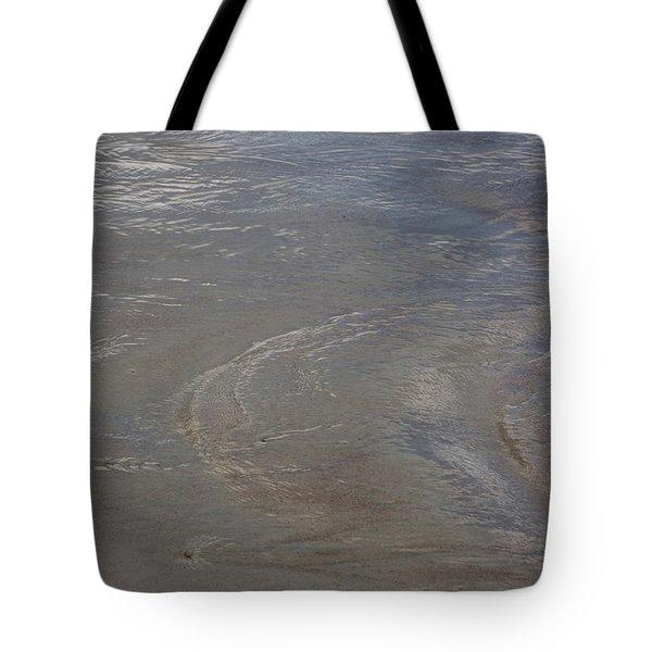 Sand Art Tote Bag