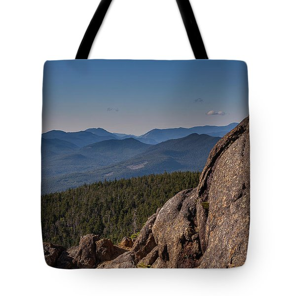 Sandwich Range From Mount Chocorua Tote Bag
