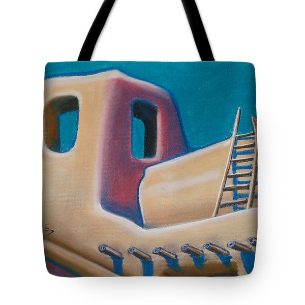 Santa Fe Style Tote Bag