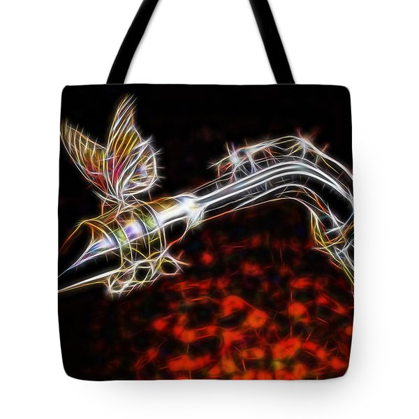 Saxophone Collection With Special Guest Tote Bag