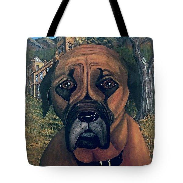 Scyleia Tote Bag