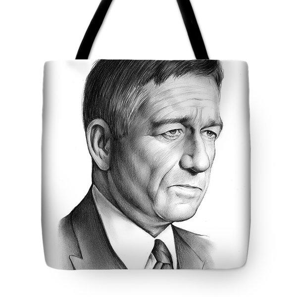Sean Pertwee Tote Bag