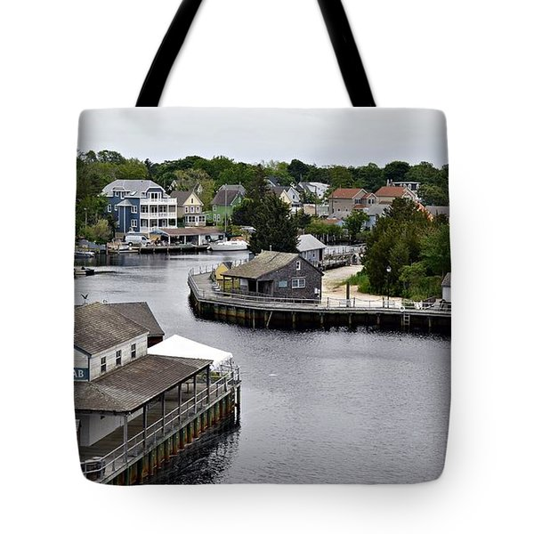 Seaport Tote Bag by Allen Beilschmidt