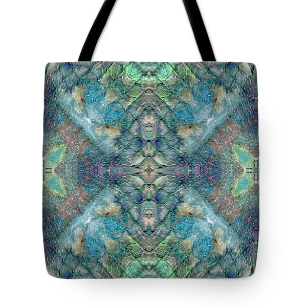 Seascape II Tote Bag