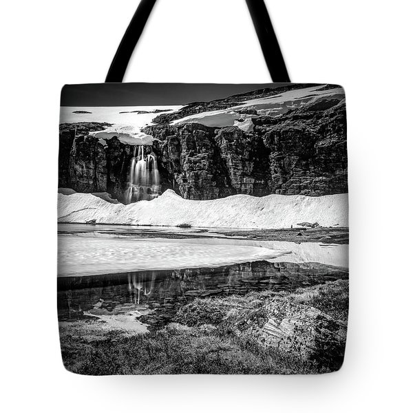 Tote Bag featuring the photograph Seasonal Worker by Dmytro Korol