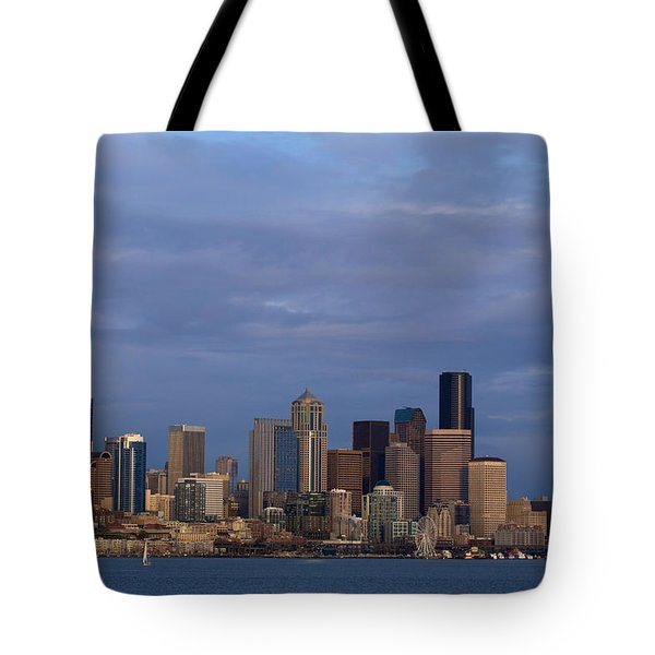 Seattle Tote Bag