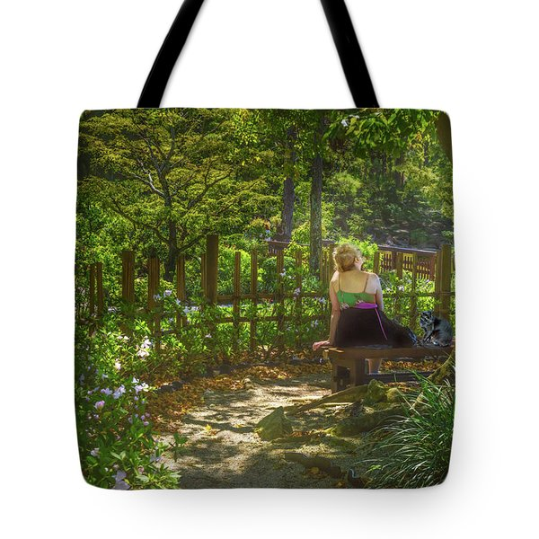 Secret Garden Tote Bag