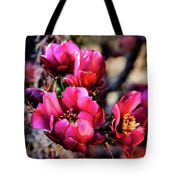 Sed Misc 07-002 Tote Bag by Scott McAllister
