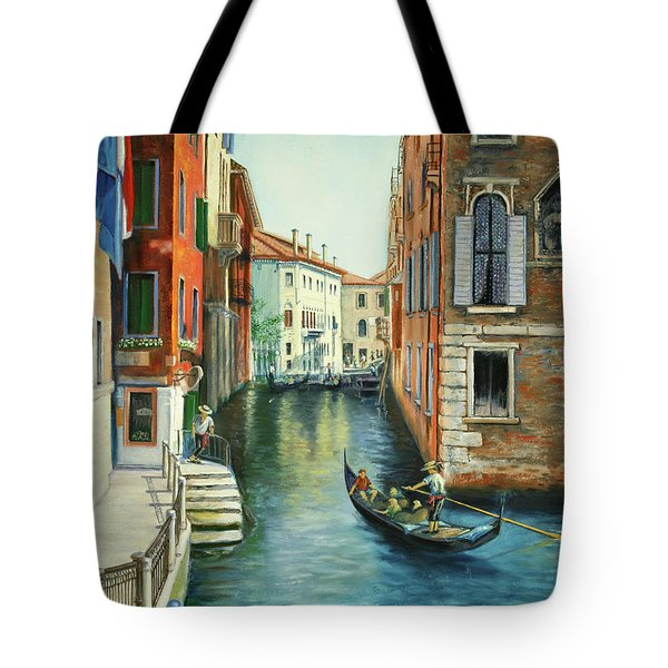 Sempre Ricordare -to Always Remember Tote Bag