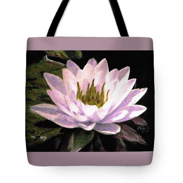 Serenity Tote Bag by Angela Davies