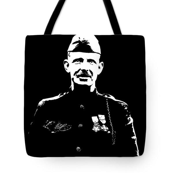 Sergeant Alvin York Graphic Tote Bag