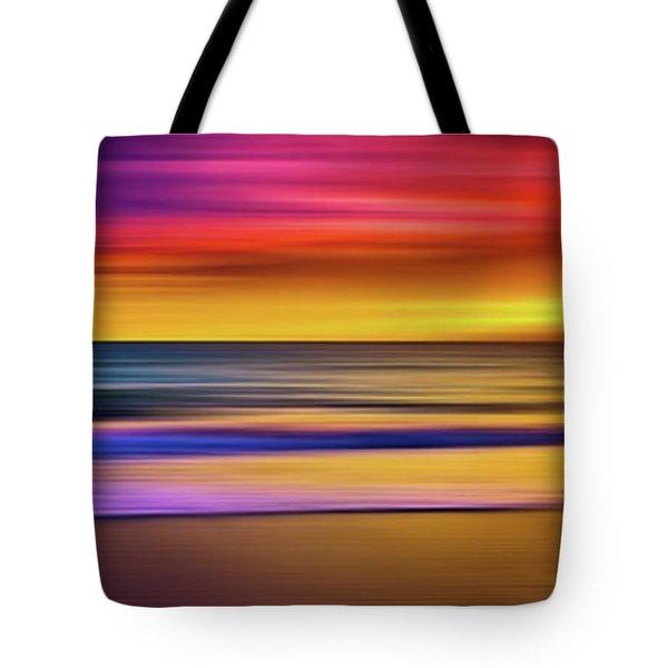 Series Mesmerizing Landscapes Tote Bag