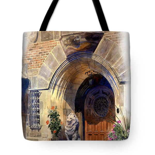 Shaker Heights Tote Bag by Andrew King