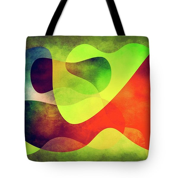 Shapes 3 Tote Bag